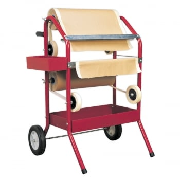 MK66 MASKING PAPER DISPENSER 2 X 450MM TROLLEY