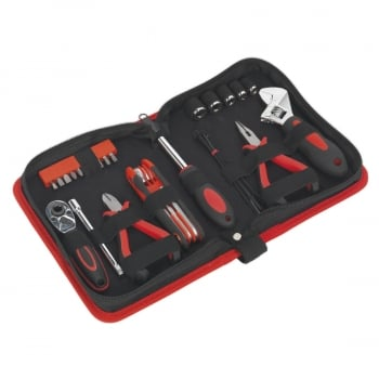 MS164 MOTORCYCLE TOOLKIT UNDERSEAT 28PC
