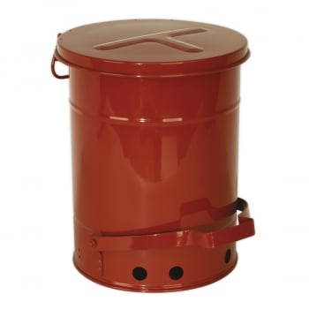 OWC23 OILY WASTE CAN 22.7LTR