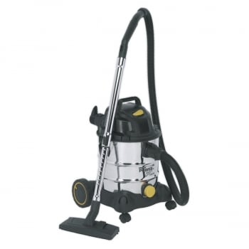 PC200SD110V VACUUM CLEANER INDUSTRIAL WET DRY 20LTR 125