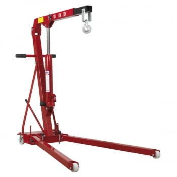 PH10 FOLDING ENGINE CRANE 1TONNE LOW PROFILE