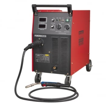 POWERMIG3530 PROFESSIONAL MIG WELDER 300AMP 415V 3PH WITH
