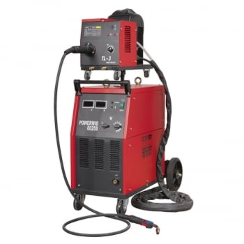 POWERMIG6025S PROFESSIONAL MIG WELDER 250AMP 415V 3PH WITH