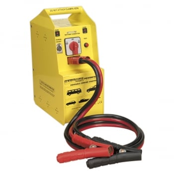 POWERSTART900 POWERSTART EMERGENCY JUMP STARTER 900HP START