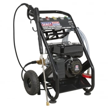 PWM2500SP PRESSURE WASHER 220BAR 600LTR/HR SELF-PRIMING