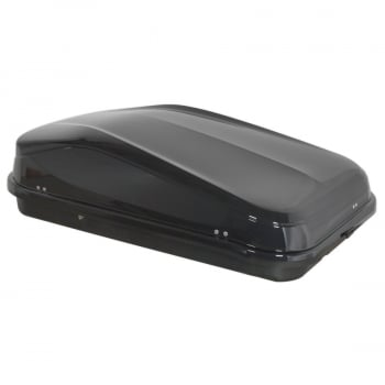 RB420E ROOF BOX GLOSS BLACK 420LTR 50KG MAX LOAD