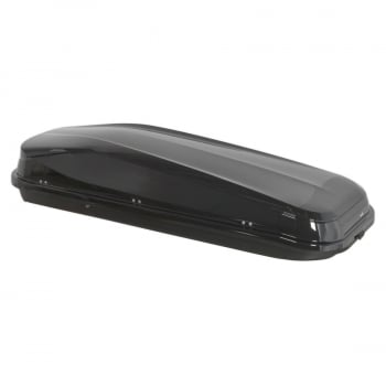 RB480E ROOF BOX GLOSS BLACK 480LTR 50KG MAX LOAD