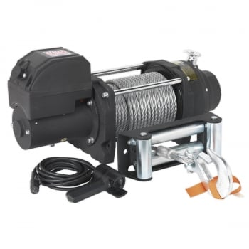 RW5675 RECOVERY WINCH 5675KG LINE PULL 12V INDUSTRIA