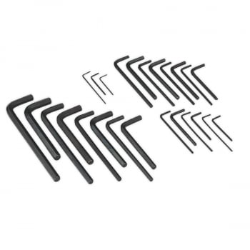S0465 HEX KEY SET 25PC