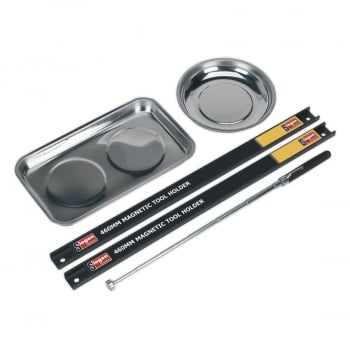 S0773 MAGNETIC BOWL  TOOL HOLDER SET 5PC
