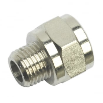 "SA1/1438F ADAPTOR 1/4""""BSP MALE TO 3/8""""BSP FE"