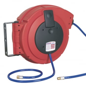 SA895 RETRACTABLE AIR HOSE REEL HD MECHANISM 10MTR