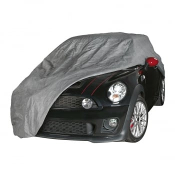 SCCS ALL SEASONS CAR COVER 3-LAYER - SMALL