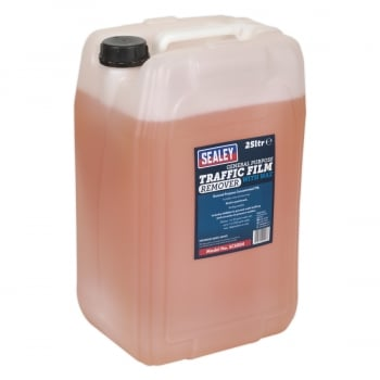 SCS004 TFR DETERGENT WITH WAX CONCENTRATED 25LTR