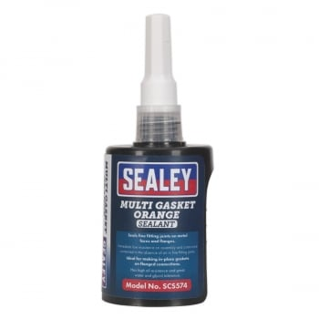 SCS574 MULTI GASKET SEALANT ORANGE 50ML