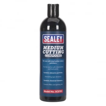 SCS701 CUTTING COMPOUND MEDIUM 500ML
