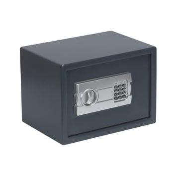 SECS01 ELECTRONIC COMBINATION SECURITY SAFE 350 X 25