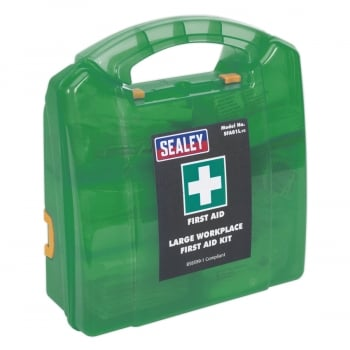 SFA01L FIRST AID KIT LARGE - BS 8599-1 COMPLIANT