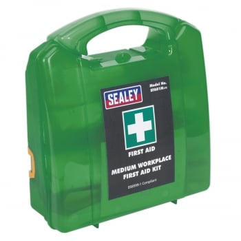 SFA01M FIRST AID KIT MEDIUM - BS 8599-1 COMPLIANT