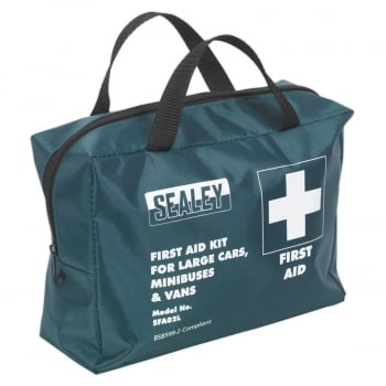 SFA02L FIRST AID KIT LARGE FOR MINIBUSES & COACHES -