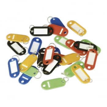 SKTAG25 KEY TAG ASSORTMENT 25PC