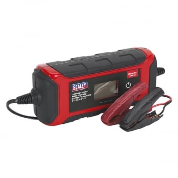 SMC13 BATTERY CHARGER COMPACT AUTO MAINTENANCE - 9-