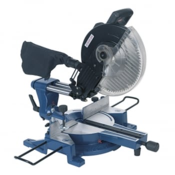 SMS12 COMPOUND SLIDING MITRE SAW 305MM 230V