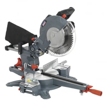 SMS255 DOUBLE SLIDING COMPOUND MITRE SAW 250MM
