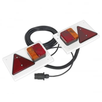 TB0212 LIGHTING BOARD SET 2PC WITH 10MTR CABLE 12V P