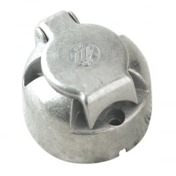 TB08 TOWING SOCKET N-TYPE METAL 12V