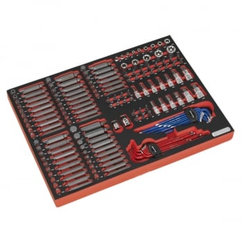TBTP07 TOOL TRAY WITH SPECIALISED BITS SOCKETS 177