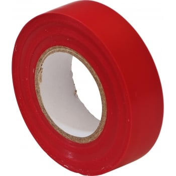 EPT14 PVC INSULATION TAPE 19MM 20M RED