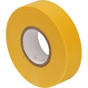 EPT16 PVC INSULATION TAPE 19MM 20M BROWN