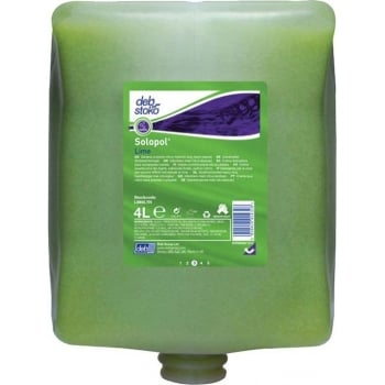 DEB34B DEB LIME - CARTRIDGE 4 LTR