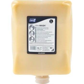 DEB44B DEB GREAT WHITE - CARTRIDGE 4 LTR