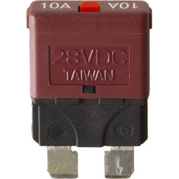 EFX325 CIRCUIT BREAKER BLADE FUSES 25A