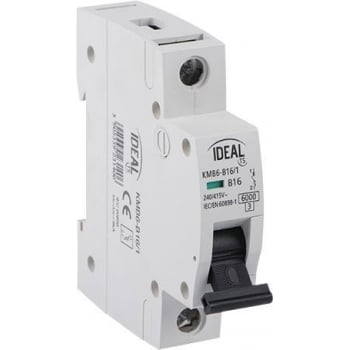 ERCB125 SINGLE POLE CIRCUIT BREAKER 25A C TYPE