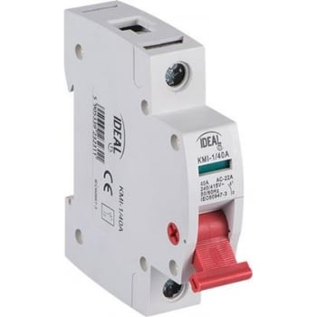 ERSD140 SWITCH DISCONNECTOR 1POLE 40A
