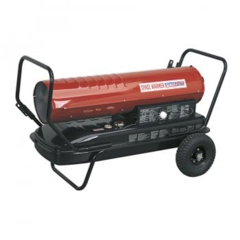 AB1758 SPACE WARMER PARAFFIN/KEROSENE/DIESEL HEATER