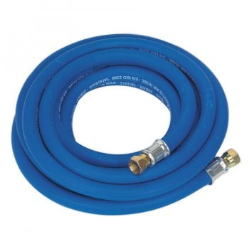 AH5R/38 AIR HOSE 5MTR X 10MM WITH 1/4 BSP UNIONS EX