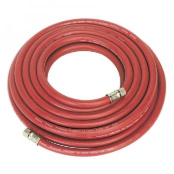 AHC10 AIR HOSE 10MTR X 8MM WITH 1/4 BSP UNIONS