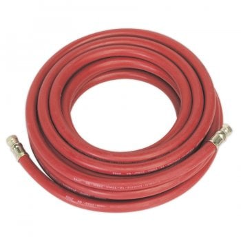 AHC1038 AIR HOSE 10MTR X 10MM WITH 1/4 BSP UNIONS