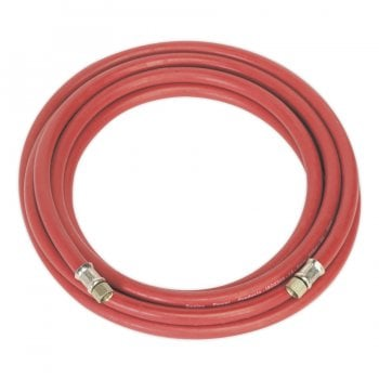 AHC5 AIR HOSE 5MTR X 8MM WITH 1/4 BSP UNIONS