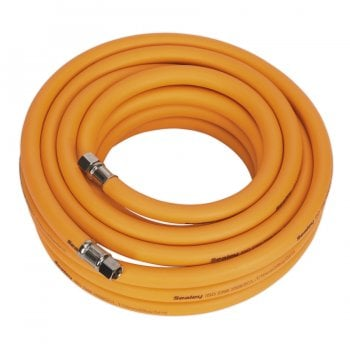AHHC1038 AIR HOSE 10MTR X 10MM HYBRID HIGH VISIBILITY