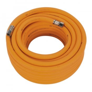 AHHC1538 AIR HOSE 15MTR X 10MM HYBRID HIGH VISIBILITY