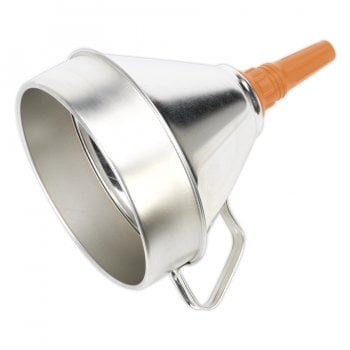 FM20 FUNNEL METAL WITH FILTER 200MM