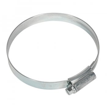 HCJ4 HI-GRIP HOSE CLIP ZINC PLATED 70-90MM PACK