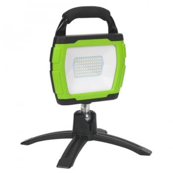 LED360FG RECHARGEABLE 360 FLOODLIGHT 36W SMD LED PORT