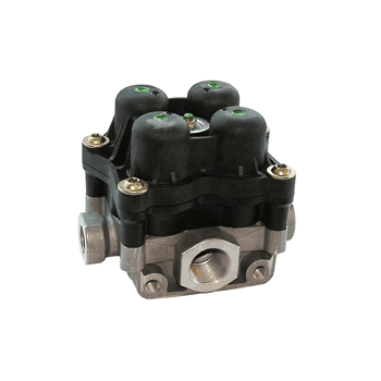 Knorr-Bremse AE4603 II36011000 AE4603 FOUR CIRCUIT PROTECTION VALVE