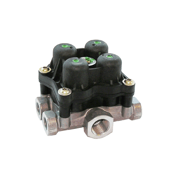 Knorr-Bremse II36012000  AE4604 AE4604 FOUR CIRCUIT PROTECTION VALVE